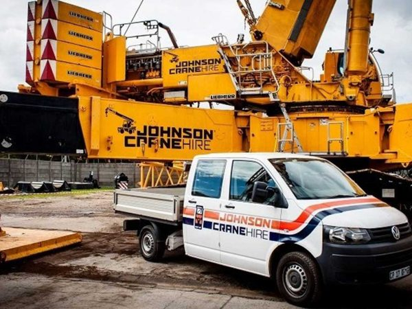JOHNSON UNVEILS ITS LATEST MOBILE CRANE